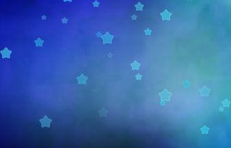 ファンシーな星の背景